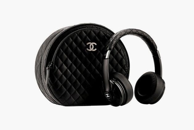 Chanel Monster Headphones