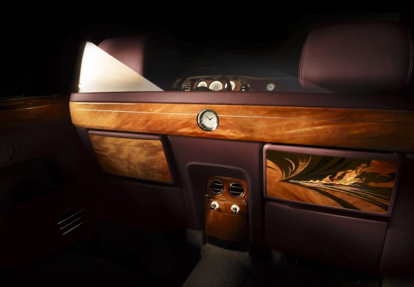 Rolls-Royce Pinnacle Travel Phantom inside