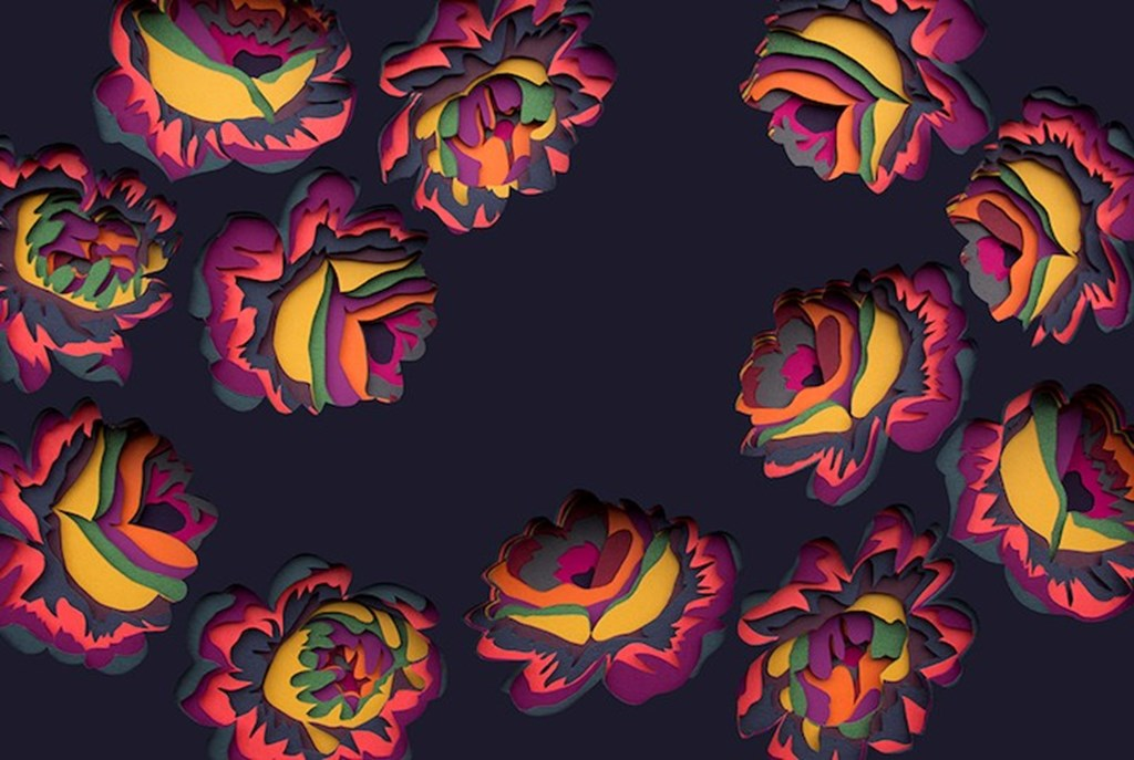 Colourful Patterns And