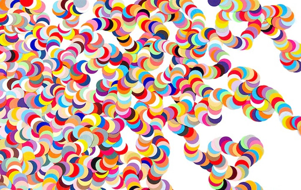Colourful Patterns And 1