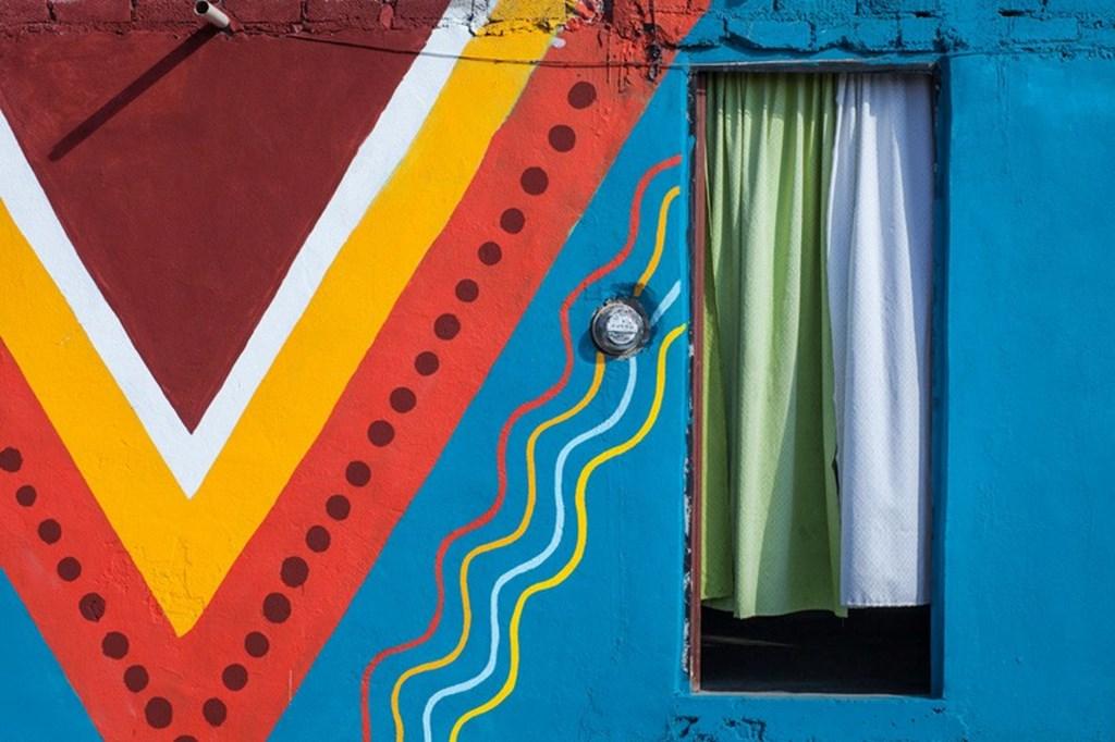 Otomi Art Project La Colonia De Las Amricas 1