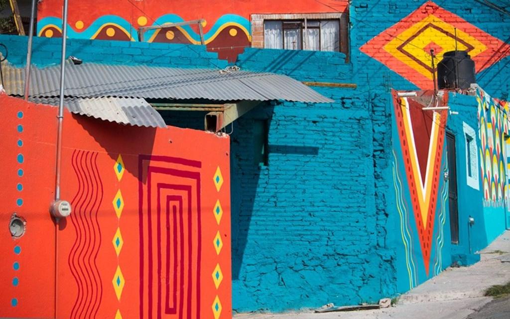 Otomi Art Project La Colonia De Las Amricas 11