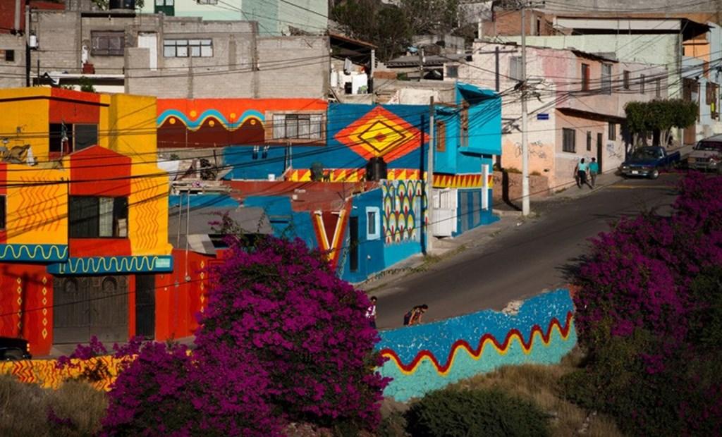 Otomi Art Project La Colonia De Las Amricas 3