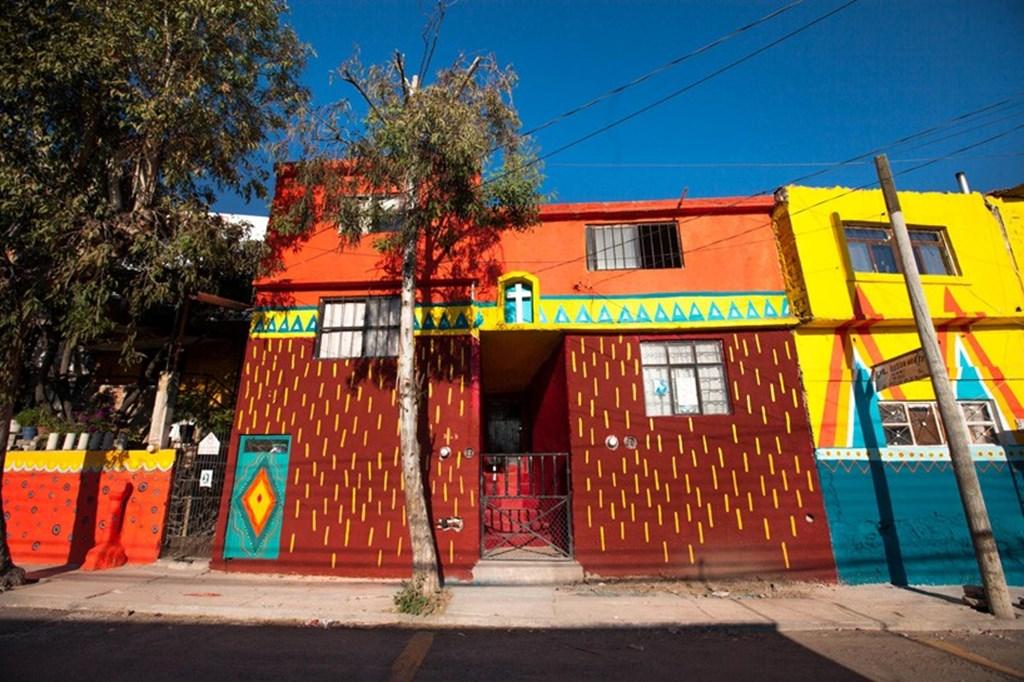 Otomi Art Project La Colonia De Las Amricas 4