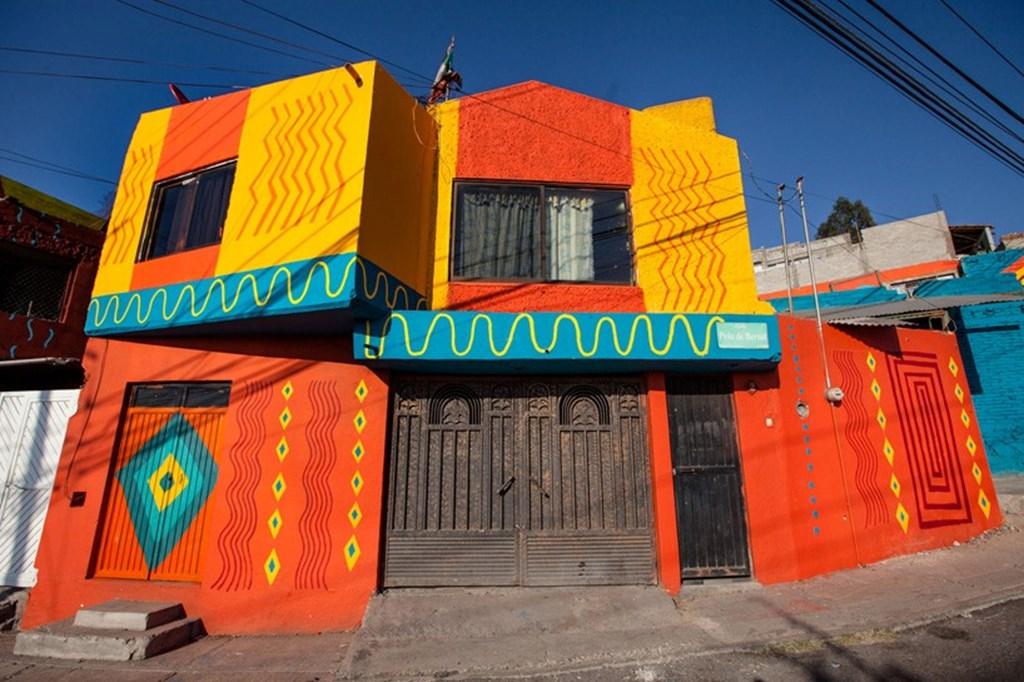 Otomi Art Project La Colonia De Las Amricas 6