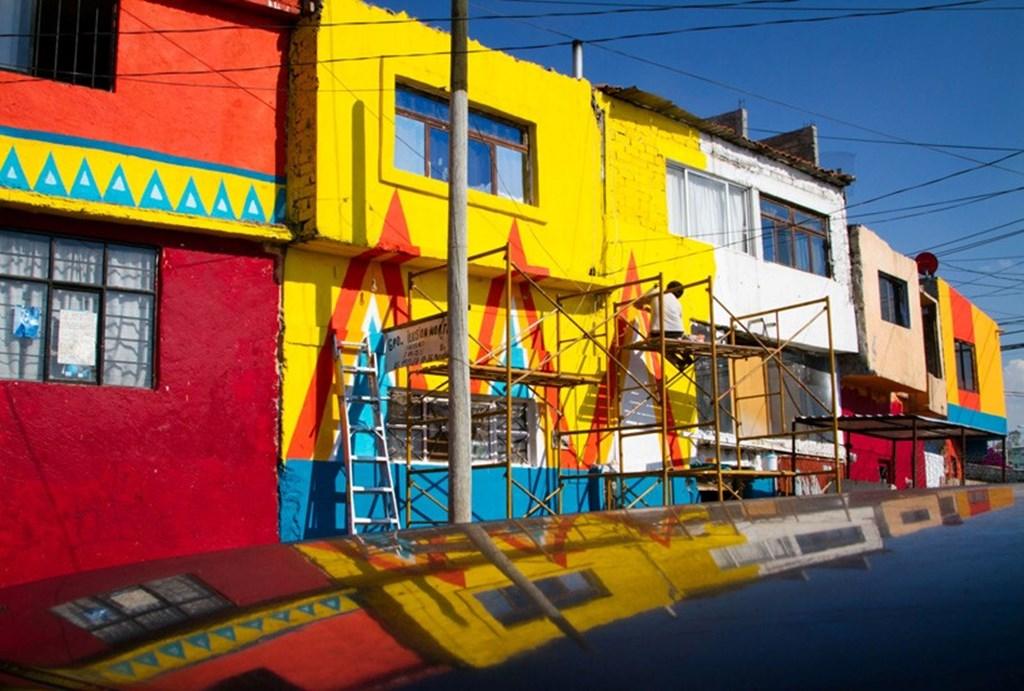 Otomi Art Project La Colonia De Las Amricas 7