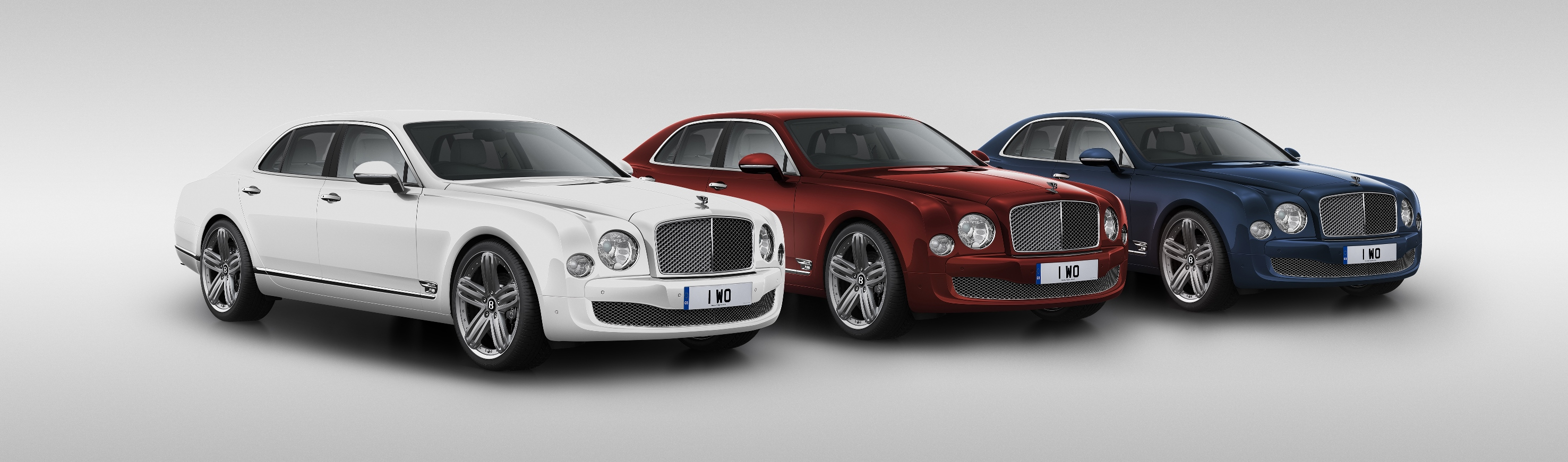 Bentley Mulsanne 95 Edition thumb