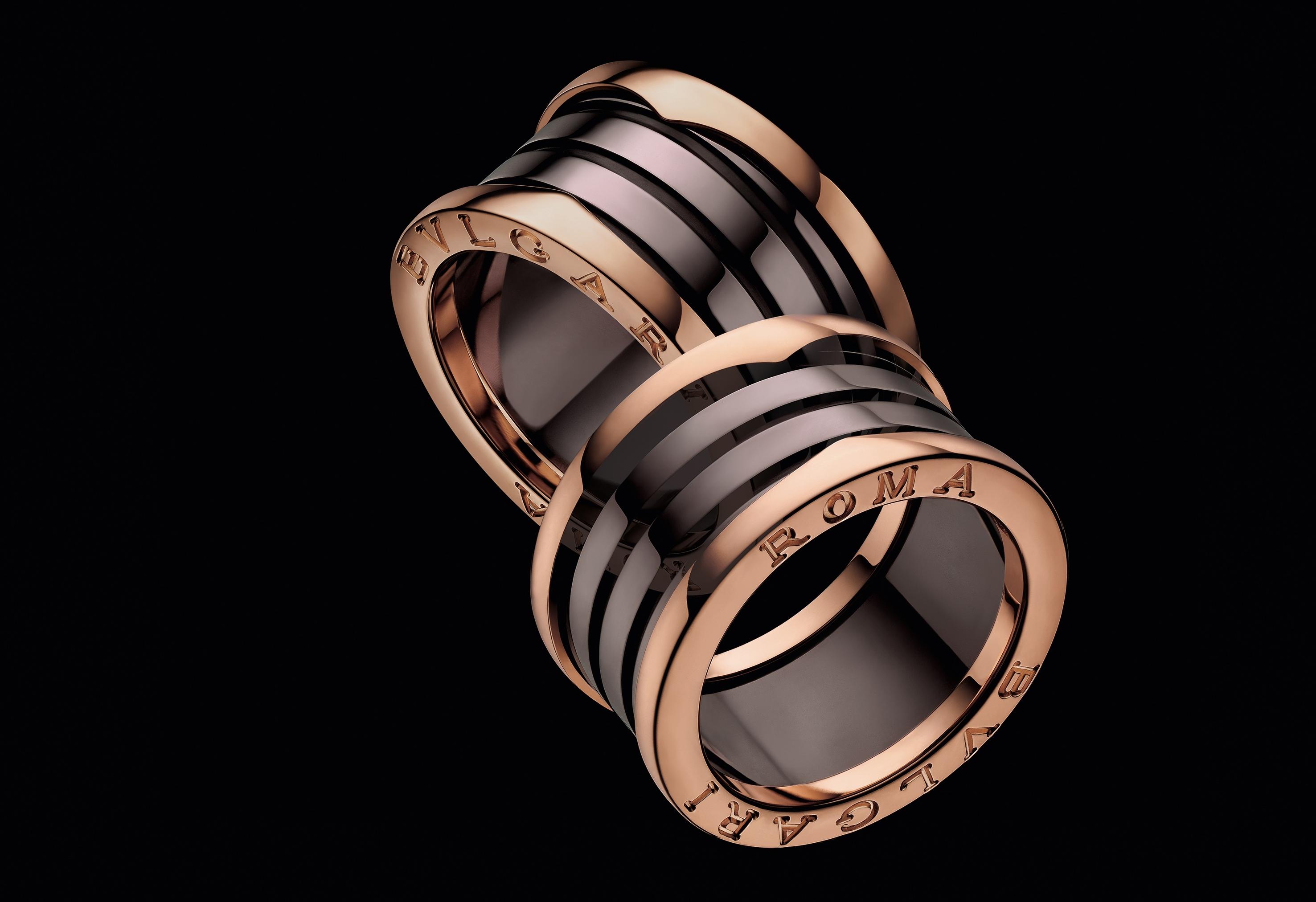 Bulgari Bzero1 Roma Ring