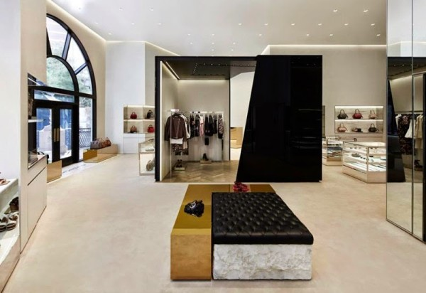 First Givenchy Store Las Vegas