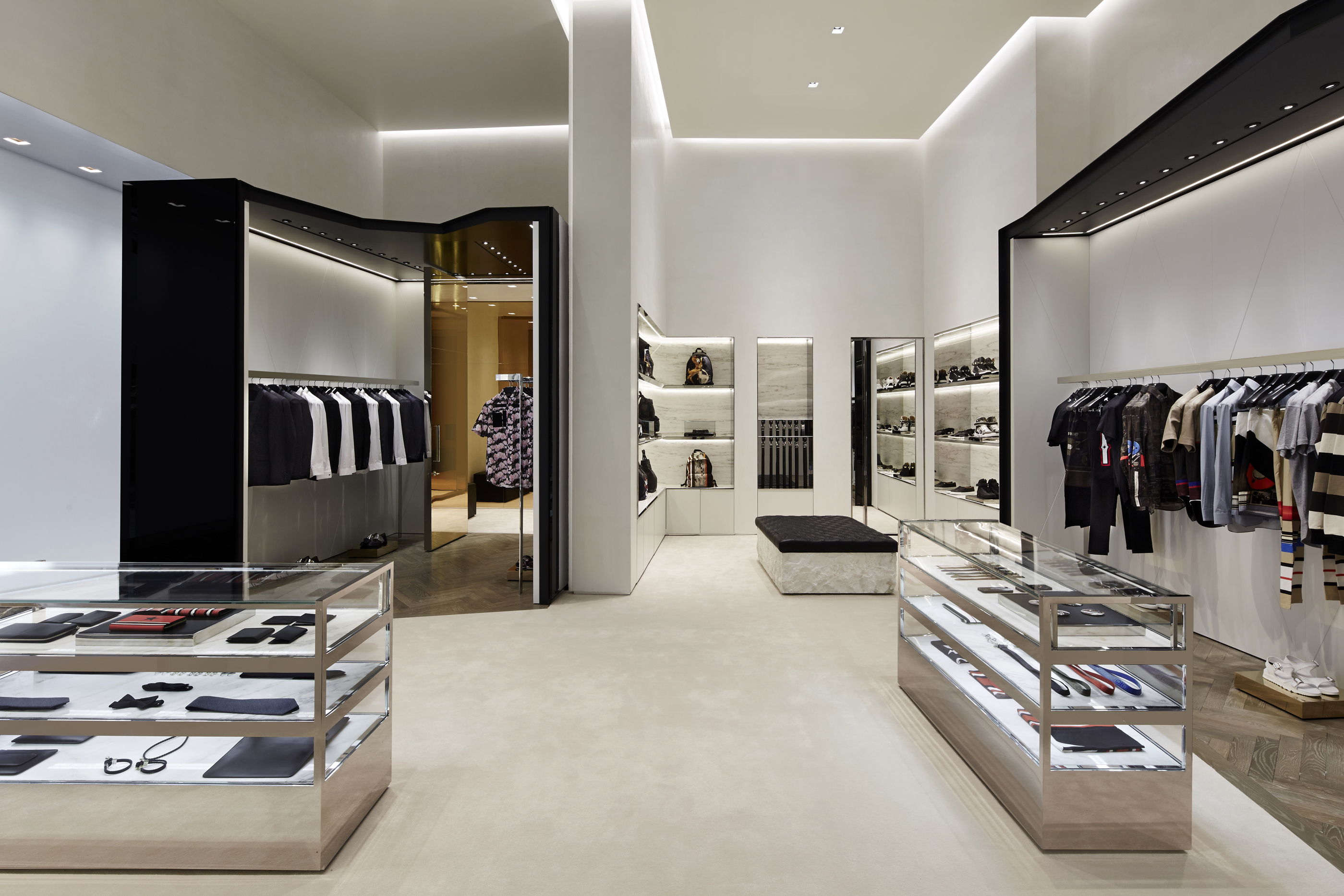 First Givenchy Store In The Us Opens In Las Vegas