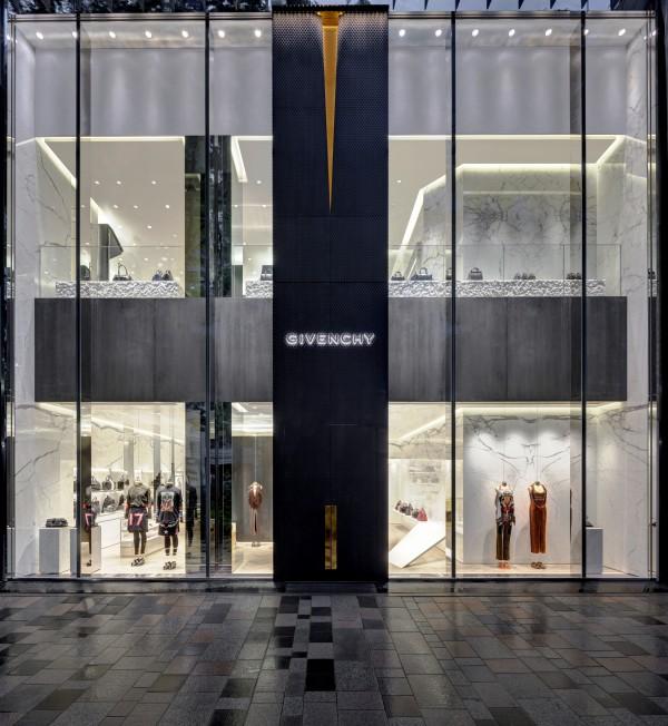 Givenchy Tokyo Flagship