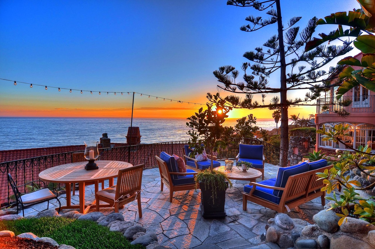 Laguna Beach Villa Rockledge