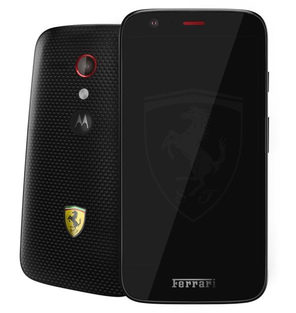 Motorola Moto G Ferrari Edition
