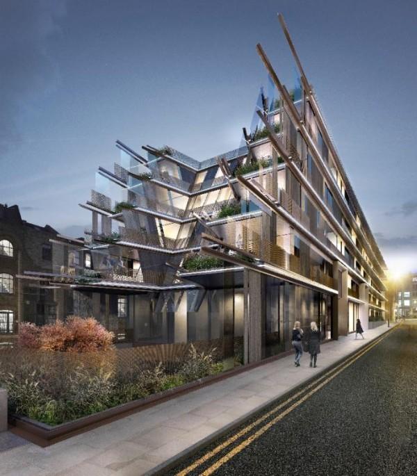 Nobu Hotel Shoreditch in London