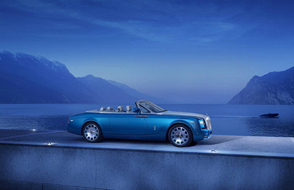 Rolls Royce Phantom Drophead Waterspeed