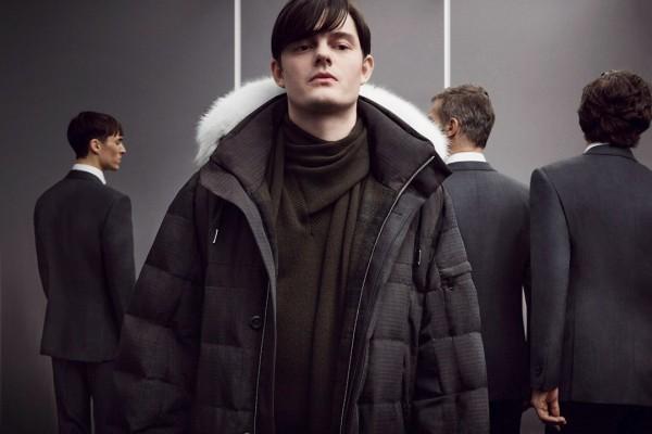 Sam Riley for Ermenegildo Zegna Couture