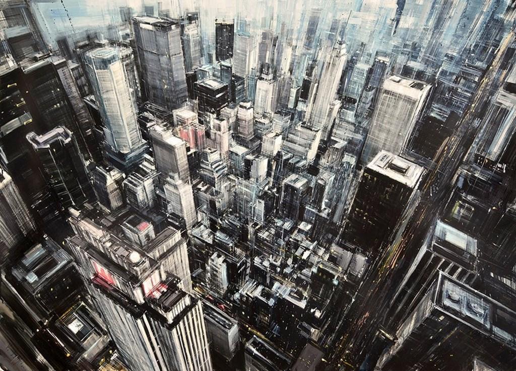 Fidgety Cities
