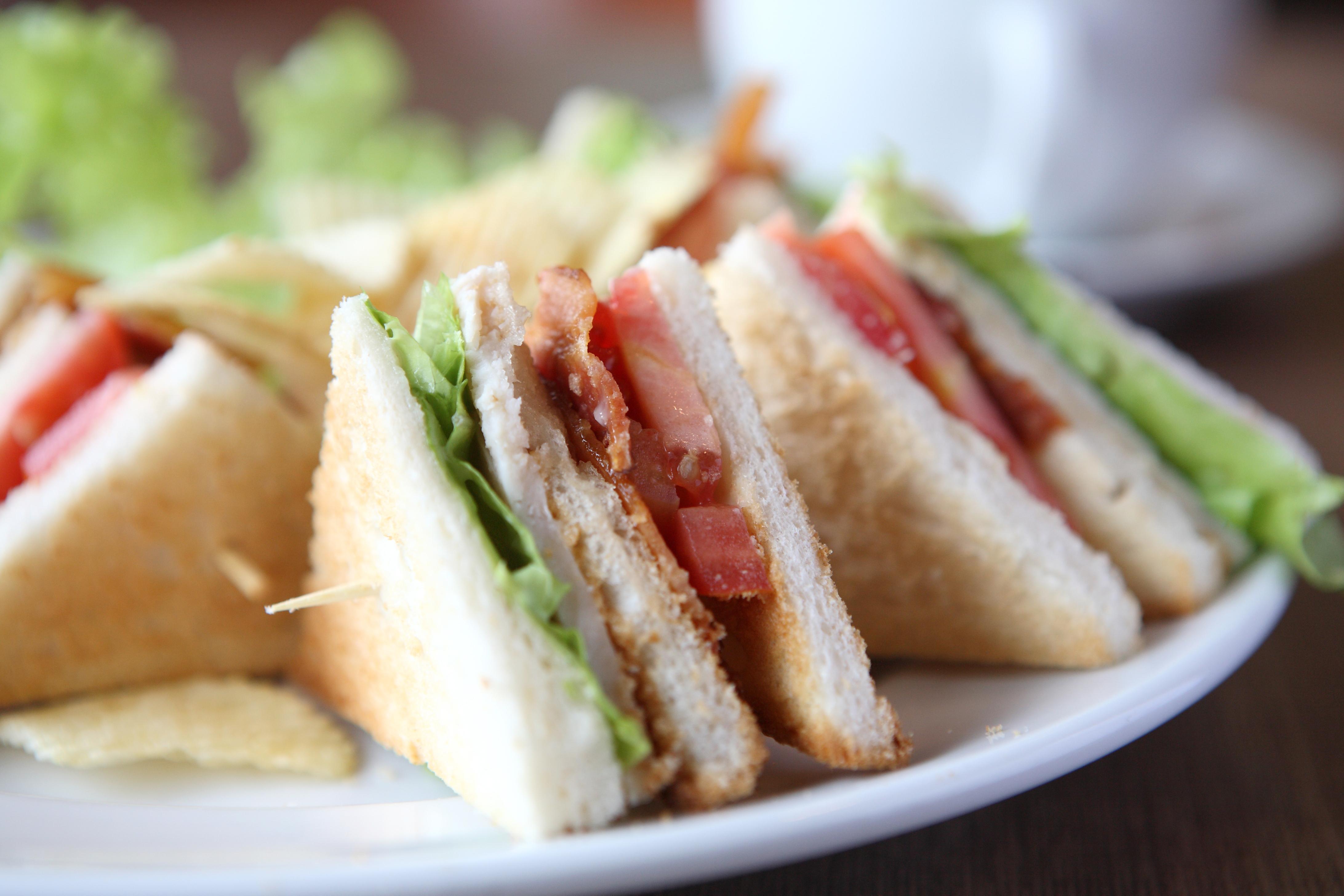 hotel club sandwich
