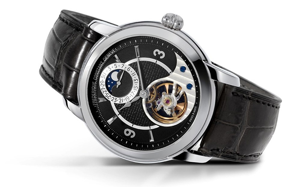 Frederique Constant Heart Beat Manufacture Silicium Jubilee Edition