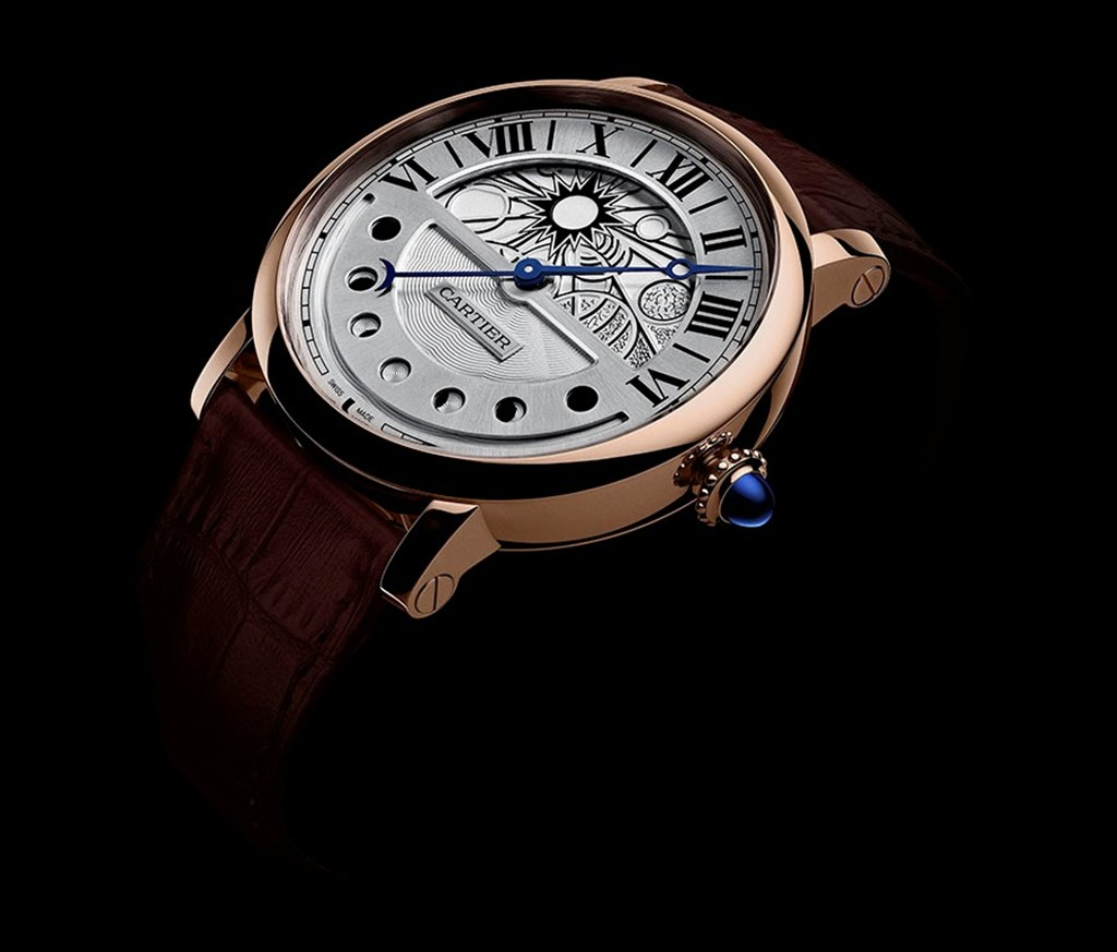 Sihh Rotonde De Cartier Day And Night