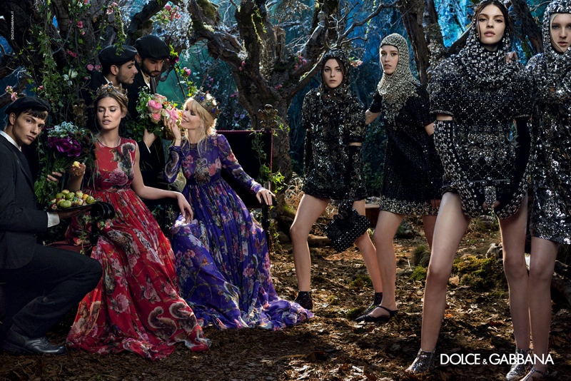 Dolce & Gabbana Fall Winter 2014