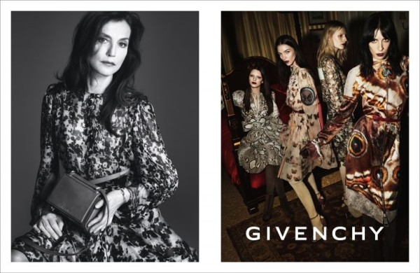 Givenchy Fall Winter 2014 Campaign