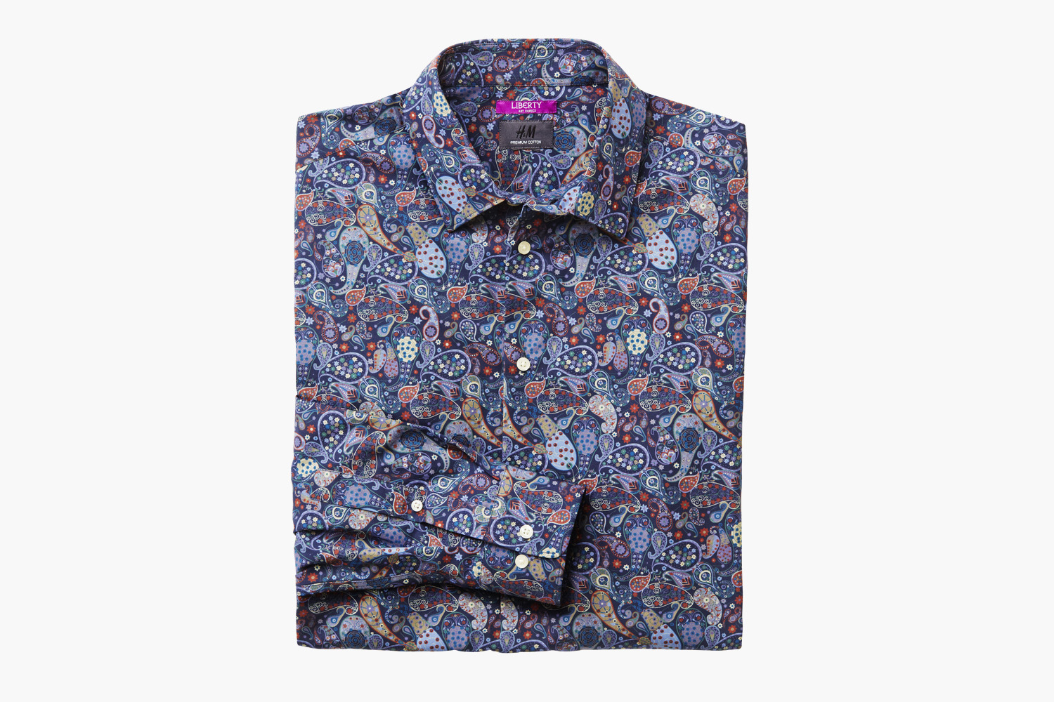 H&M and Liberty shirt
