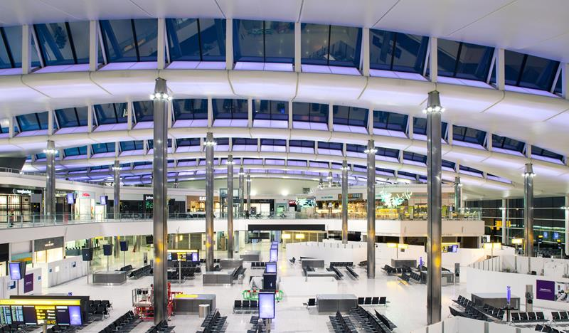 Heathrow Airport Terminal 2