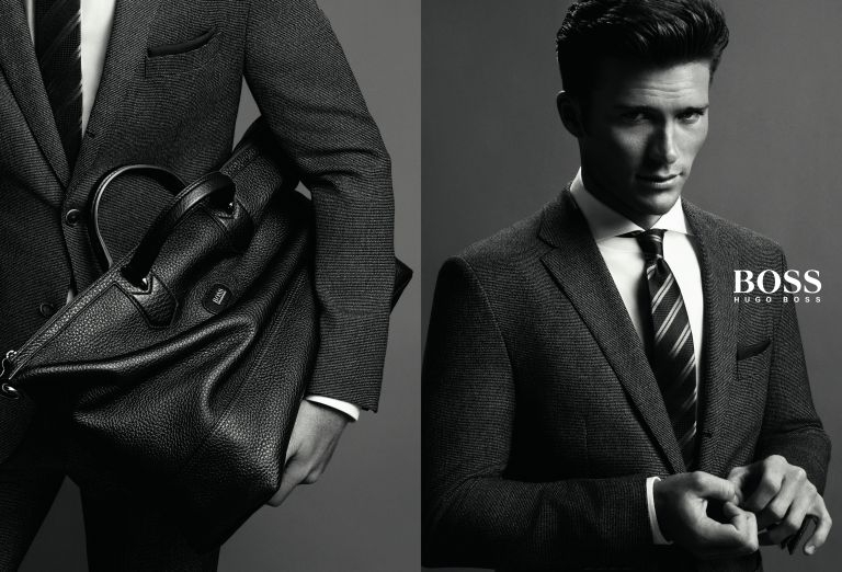 Hugo Boss Menswear Fall Winter 2014 Campaign