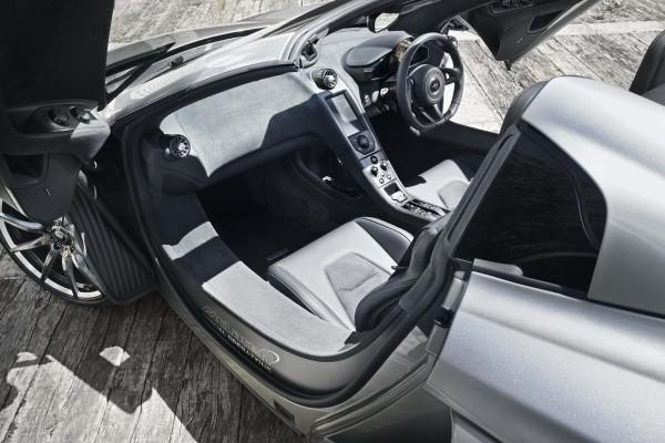 MSO 650S Spider interior