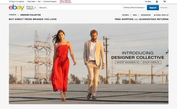 eBay Designer Collective