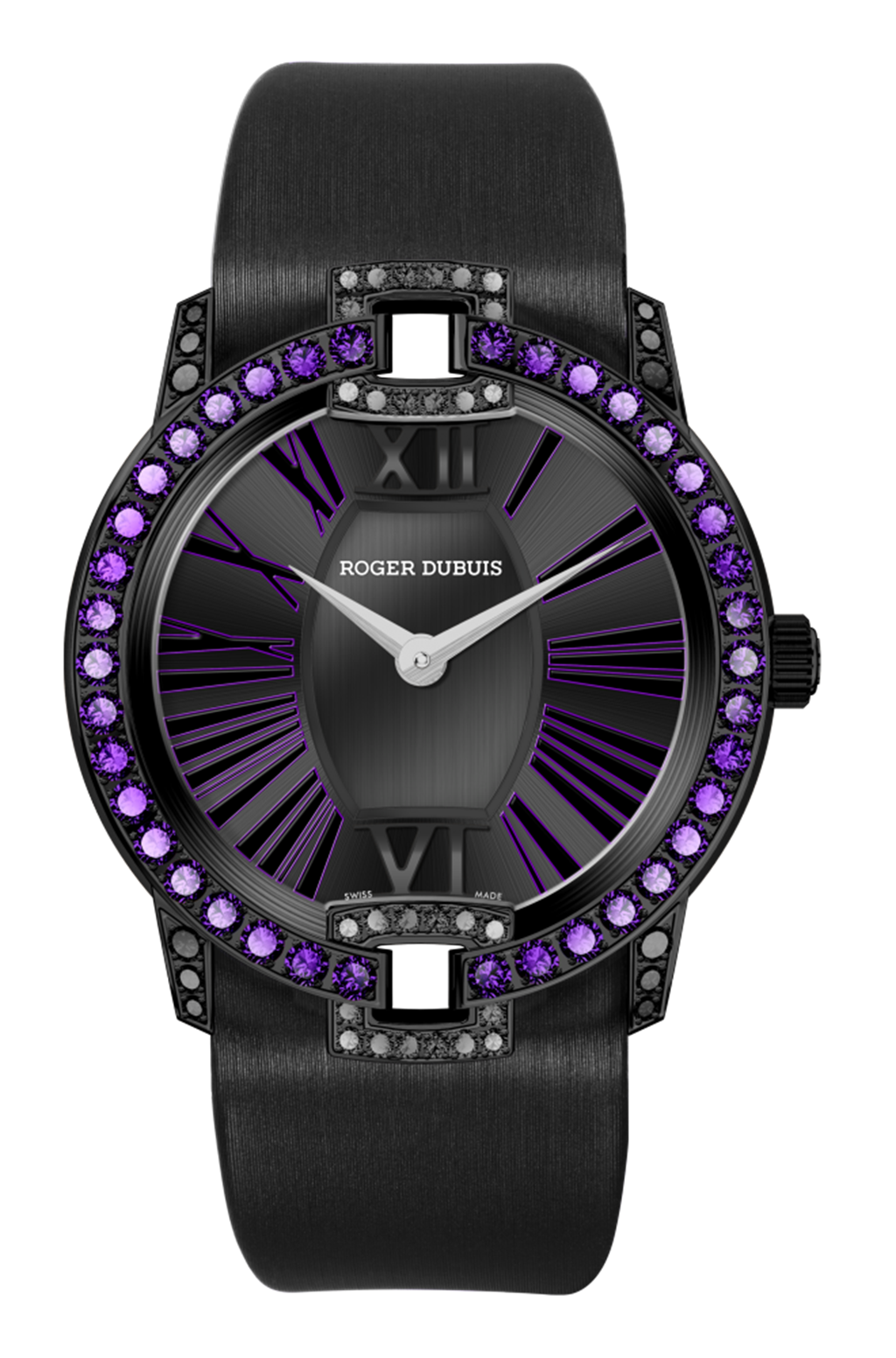 Limited Edition Velvet Amethystes and Spinels