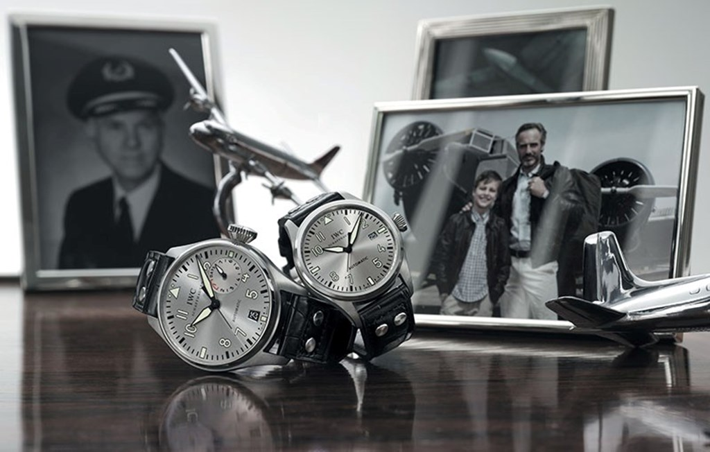 Iwc Big Pilots Watch For Father And Son Family Matters 4