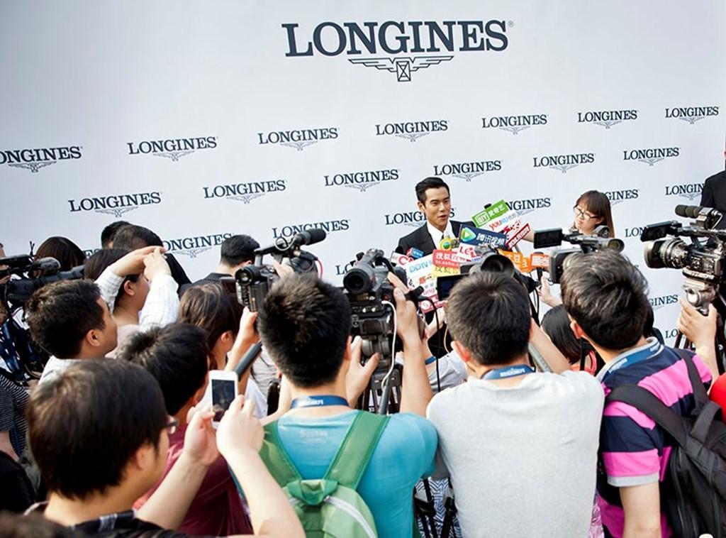 The New Longines Ambassador Of Elegance Eddie Peng 5