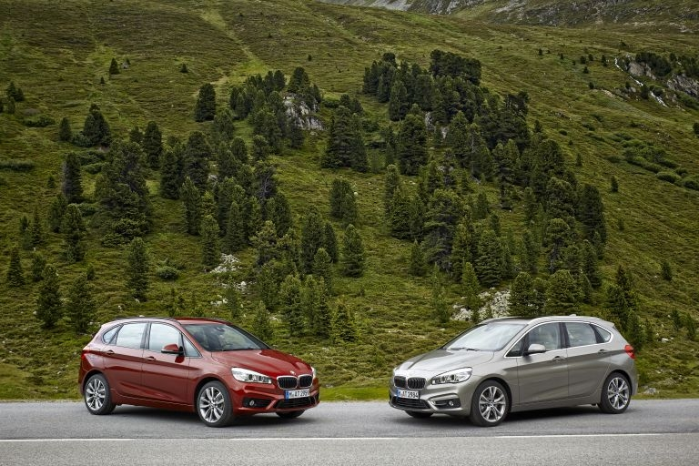 BMW 2 Series Active Tourers