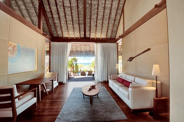 Brando resort Tetiaroa