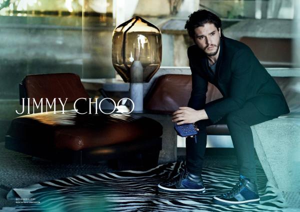 Jimmy Choo Men Fall 2014 campaign