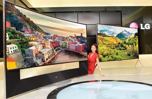 Lgs 105 Inch 4k Tv Costs A Breathtaking 120000