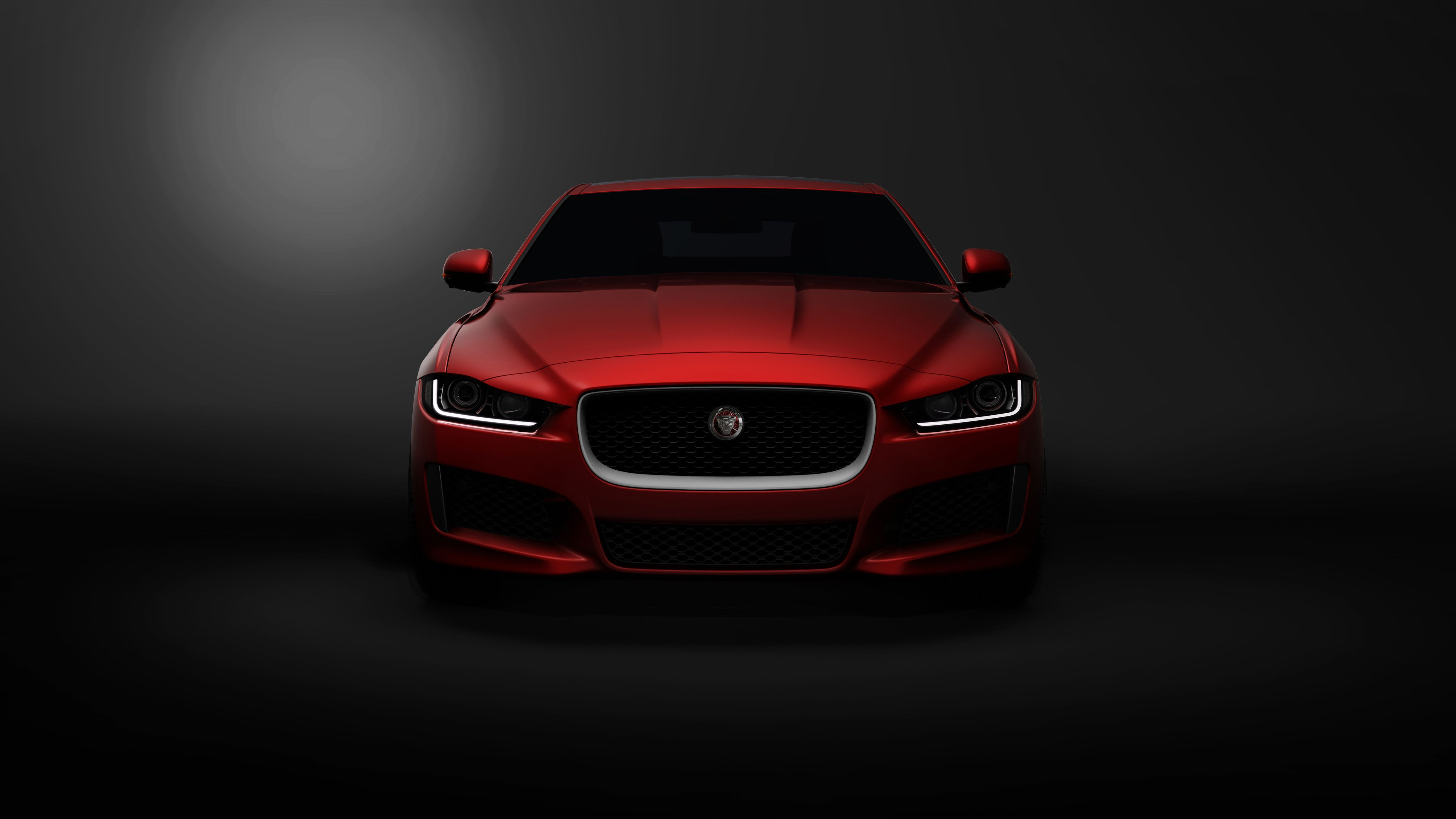 The Jaguar XE