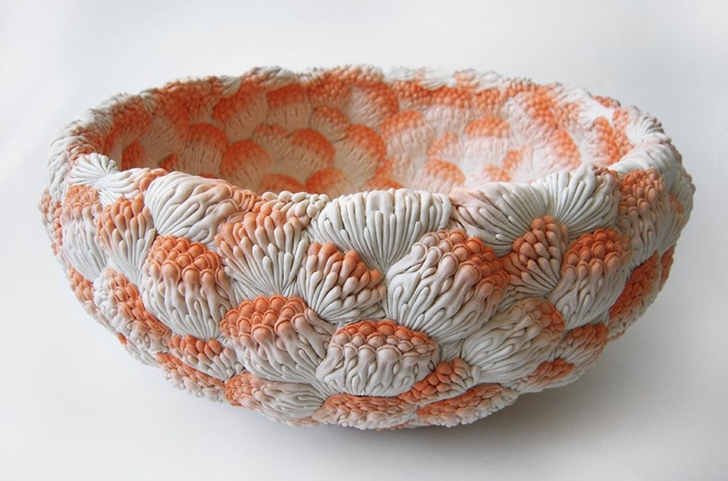 Foral Porcelain Sculptures By Hitomi Hosono 9