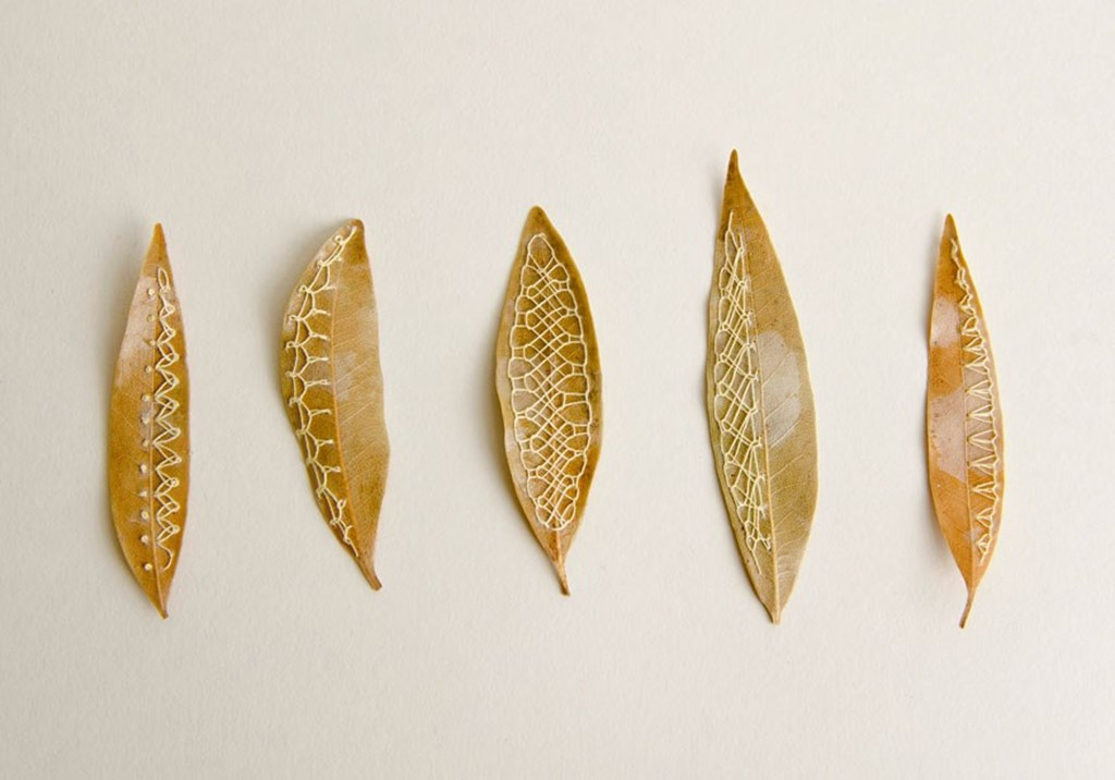 Leaf Art By Hillary Fayle 1