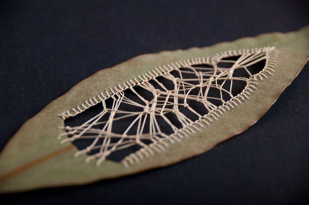 Leaf Art By Hillary Fayle 12