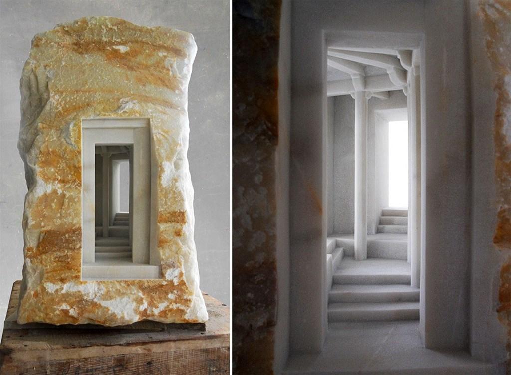 Marble Sculptures 1