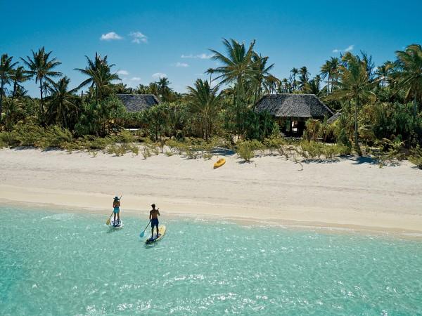 atoll of Tetiaroa