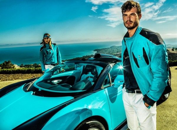 Bugatti Capsule Collection Jean-Pierre Wimille