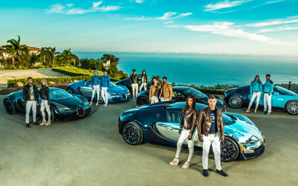 Capsule Collection Bugatti Legends