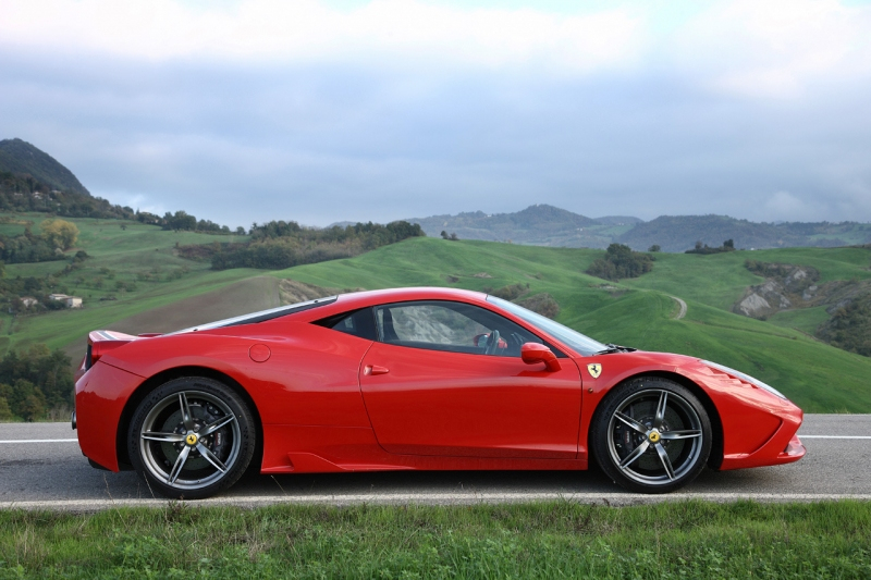 Ferrari 458 Speciale Spider to be Limited to 458 Units?