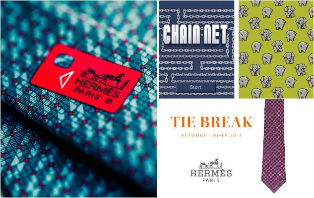 Tie Break App by Hermes