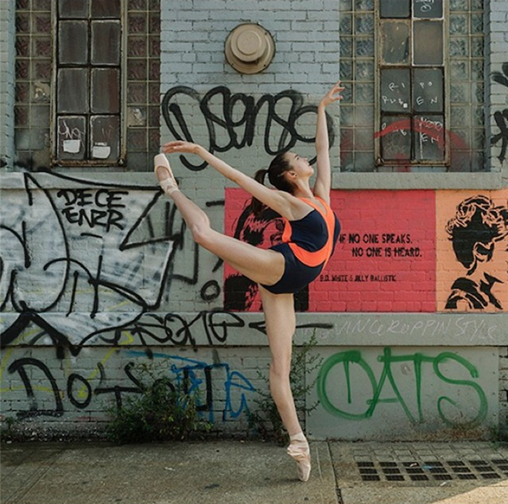 The Ballerina Project 1