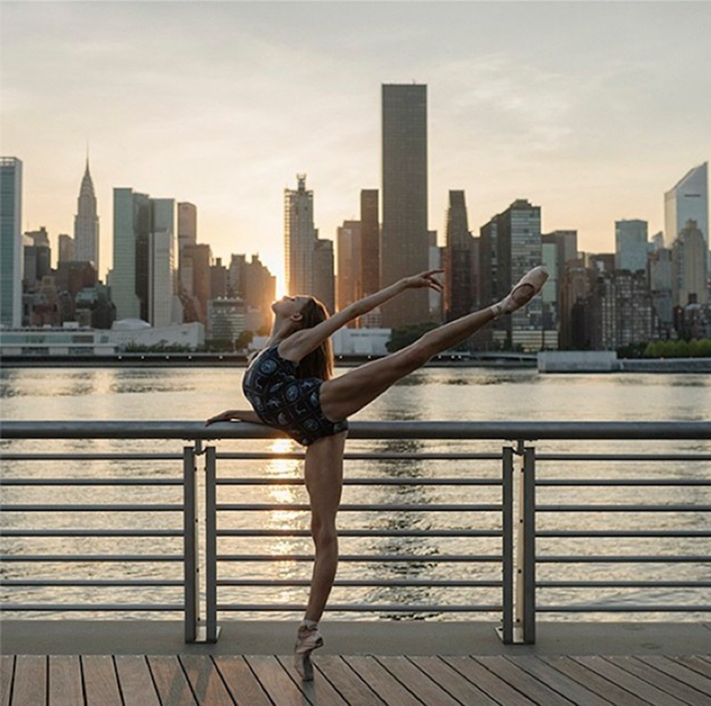 The Ballerina Project 8